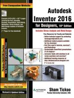 Autodesk Inventor 2016 for Designers