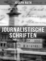 Journalistische Schriften von Joseph Roth