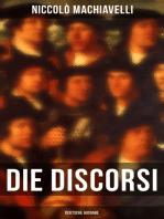 Die Discorsi (Deutsche Ausgabe)