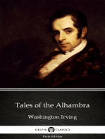 Tales of the Alhambra by Washington Irving - Delphi Classics (Illustrated)