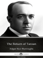 The Return of Tarzan by Edgar Rice Burroughs - Delphi Classics (Illustrated)