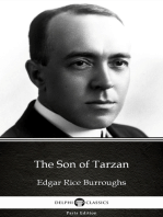 The Son of Tarzan by Edgar Rice Burroughs - Delphi Classics (Illustrated)