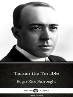 Tarzan the Terrible by Edgar Rice Burroughs - Delphi Classics (Illustrated)
