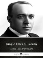 Jungle Tales of Tarzan by Edgar Rice Burroughs - Delphi Classics (Illustrated)