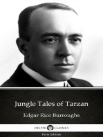 Jungle Tales of Tarzan by Edgar Rice Burroughs - Delphi Classics (Illustrated)