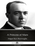 A Princess of Mars by Edgar Rice Burroughs - Delphi Classics (Illustrated)