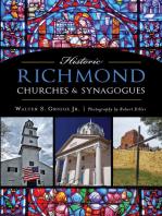 Historic Richmond Churches & Synagogues