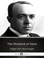 The Warlord of Mars by Edgar Rice Burroughs - Delphi Classics (Illustrated)