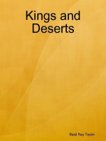 Kings and Deserts