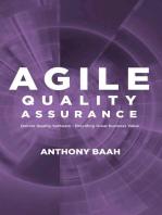 Agile Quality Assurance