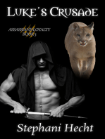 Luke's Crusade (Assassin's Loyalty #3)