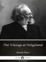 The Vikings at Helgeland by Henrik Ibsen - Delphi Classics (Illustrated)