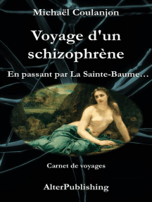 Voyage d'un schizophrène - En passant par La Sainte Baume