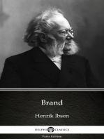Brand by Henrik Ibsen - Delphi Classics (Illustrated)