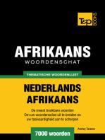 Thematische woordenschat Nederlands-Afrikaans