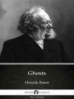 Ghosts by Henrik Ibsen - Delphi Classics (Illustrated)