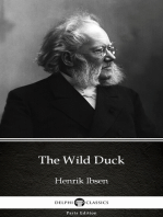The Wild Duck by Henrik Ibsen - Delphi Classics (Illustrated)