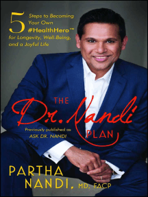 The Dr. Nandi Plan: 5 Steps to Becoming Your Own #HealthHero for Longevity, Well-Being, and a Joyful Life