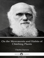 On the Movements and Habits of Climbing Plants by Charles Darwin - Delphi Classics (Illustrated)