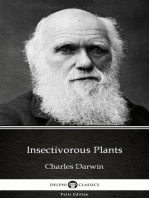 Insectivorous Plants by Charles Darwin - Delphi Classics (Illustrated)