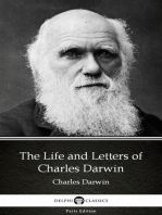 The Life and Letters of Charles Darwin by Charles Darwin - Delphi Classics (Illustrated)