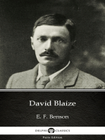 David Blaize by E. F. Benson - Delphi Classics (Illustrated)