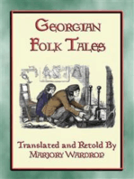 GEORGIAN FOLK TALES - 38 folk tales from the Caucasus Corridor