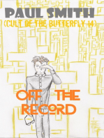 Off the Record (Cult of the Butterfly 14)