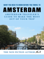 What You Need to Know Before You Travel to Amsterdam