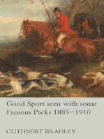 Good Sport seen with some Famous Packs 1885-1910