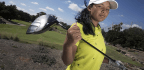 A Nepalese Teen Who Lives in a Greenskeeper's Hut Proves to Be a Golf Natural