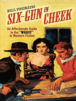 Six-Gun in Cheek