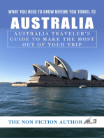 What You Need to Know Before You Travel to Australia