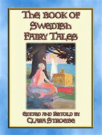 THE BOOK OF SWEDISH FAIRY TALES - 28 children's stories from Sweden