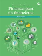 Finanzas para no financieros: Quinta edición