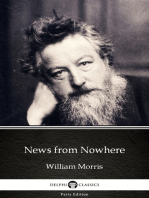 News from Nowhere by William Morris - Delphi Classics (Illustrated)