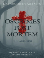OS CRIMES POST MORTEM