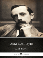 Auld Licht Idylls by J. M. Barrie - Delphi Classics (Illustrated)