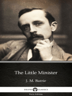 The Little Minister by J. M. Barrie - Delphi Classics (Illustrated)