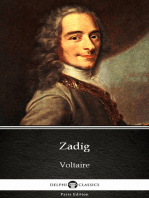 Zadig by Voltaire - Delphi Classics (Illustrated)