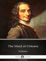The Maid of Orleans by Voltaire - Delphi Classics (Illustrated)