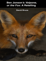 "Ben Jonson's ""Volpone, or the Fox"""