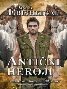 Antični Heroji: Epizoda 1x01 (Slovenska izdaja)