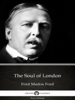 The Soul of London by Ford Madox Ford - Delphi Classics (Illustrated)