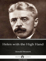 Helen with the High Hand by Arnold Bennett - Delphi Classics (Illustrated)