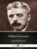 Hilda Lessways by Arnold Bennett - Delphi Classics (Illustrated)