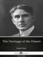 The Heritage of the Desert by Zane Grey - Delphi Classics (Illustrated)