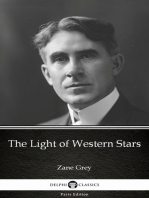 The Light of Western Stars by Zane Grey - Delphi Classics (Illustrated)