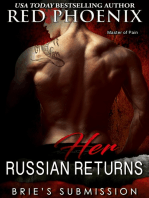 Her Russian Returns (Brie's Submission #15)