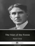 The Man of the Forest by Zane Grey - Delphi Classics (Illustrated)
